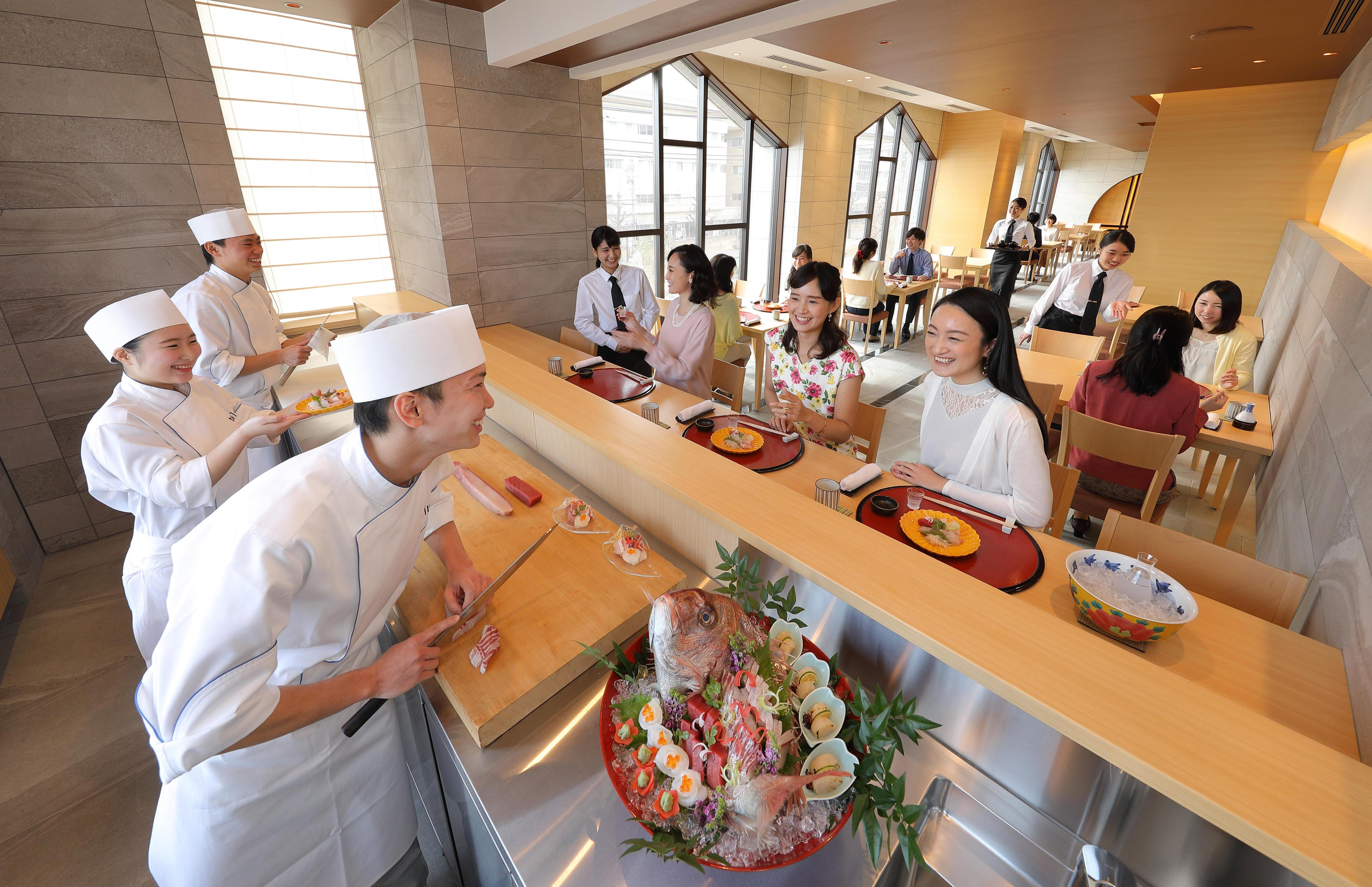 Kyoto Culinary Art College Features of school 1