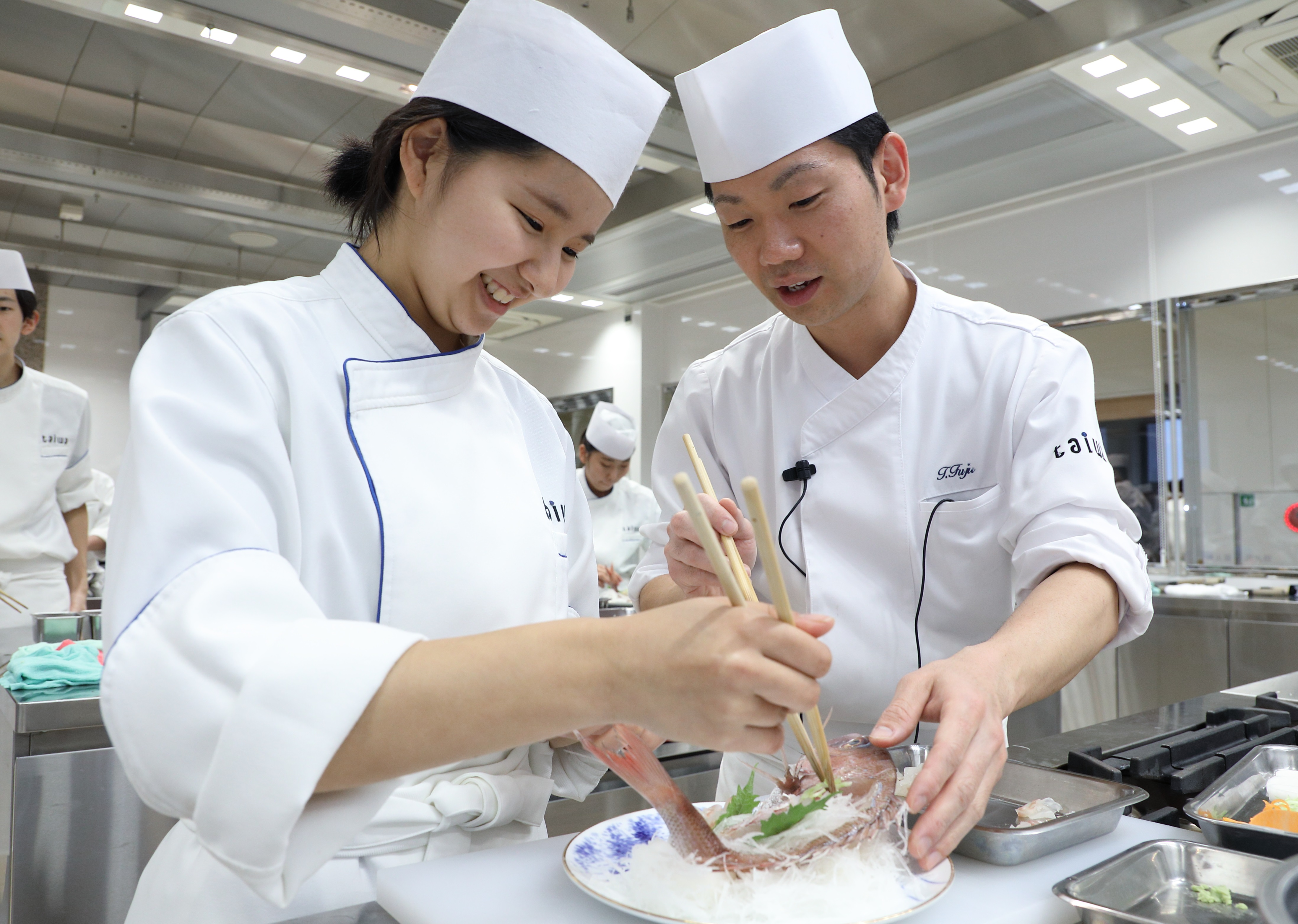 Kyoto Culinary Art College Features of school 3