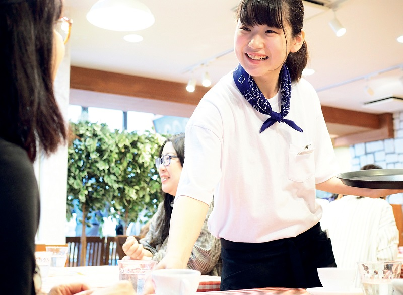 東京スイーツ&カフェ専門学校(Tokyo Sweets and Café Career College) Features of school 2